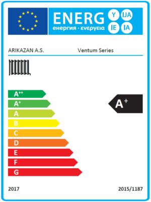 RB Ventum - RB Devron Vedpanna - Kombipanna Energideklaration