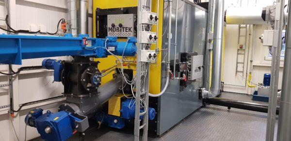 BMT BioPower Biobränsle- & Flispanna 200kW-2MW