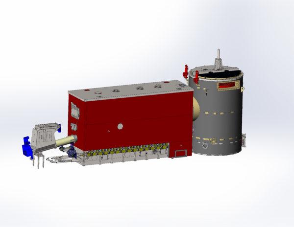 BMT Industri Biobränsle- & Flispanna 1-6MW